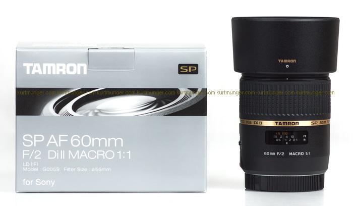 Tamron 60mm macro review