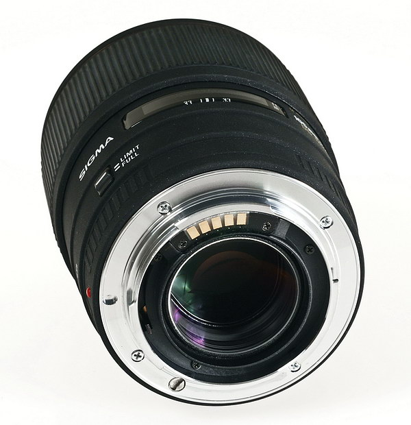 Sigma 105mm F/2 8 DG EX Macro review