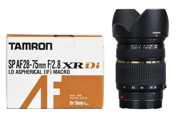 Tamron 28-75mm F/2.8 review