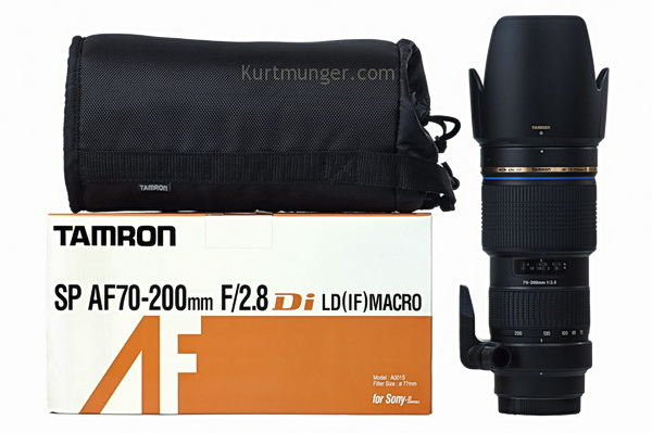 Tamron 70-200mm F/2.8 review
