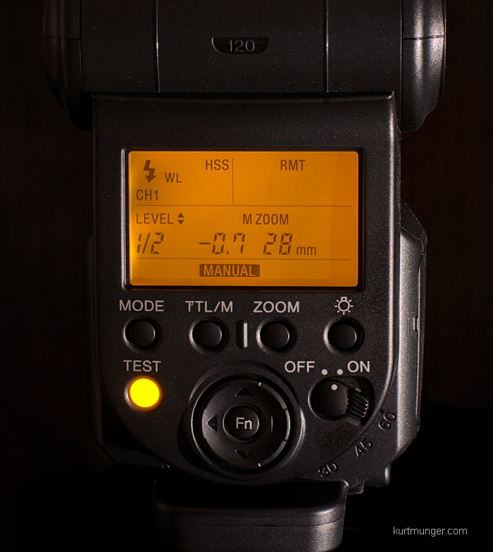 Sony Hvl F43am Flash Review